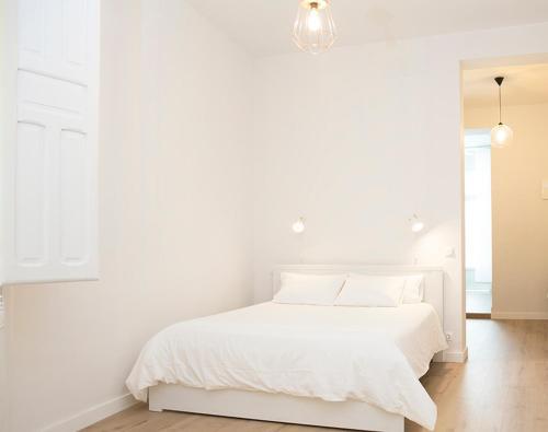 Cama o camas de una habitación en Mezzanine Green