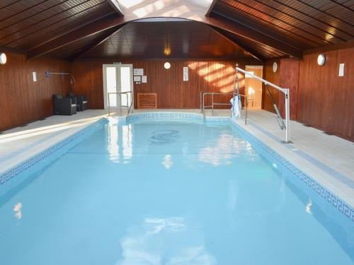The swimming pool at or near Lavender Lodge