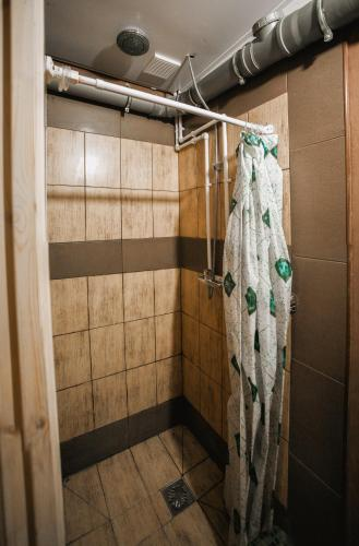 A bathroom at А 54 Hostel