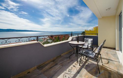 Балкон или тераса в Cezar Luxury Apartment