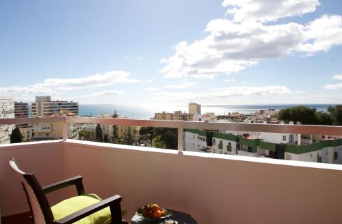 A balcony or terrace at R&E apartment