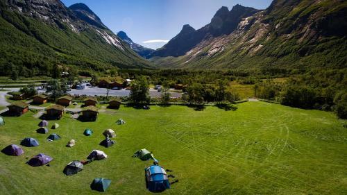 Trollstigen Camping And Gjestegard I Andalsnes Uppdaterade