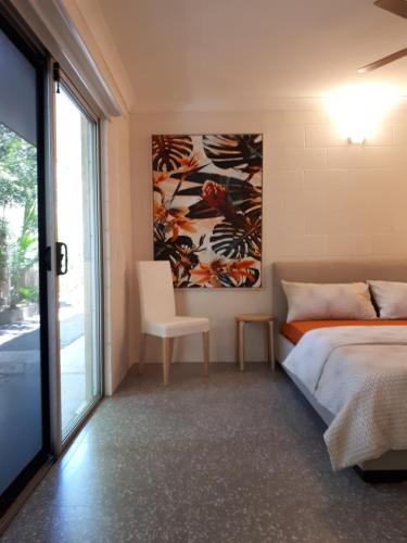 A bed or beds in a room at Palermo at Seaforth