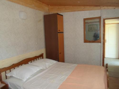 Postelja oz. postelje v sobi nastanitve Nature experience