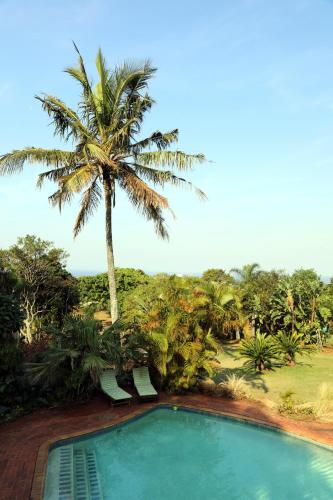 A view of the pool at Kingston Place Guesthouse or nearby