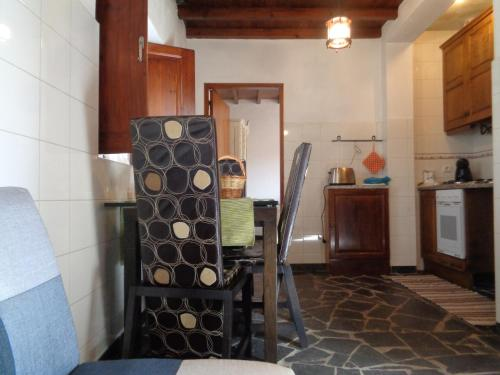 A kitchen or kitchenette at Sossego