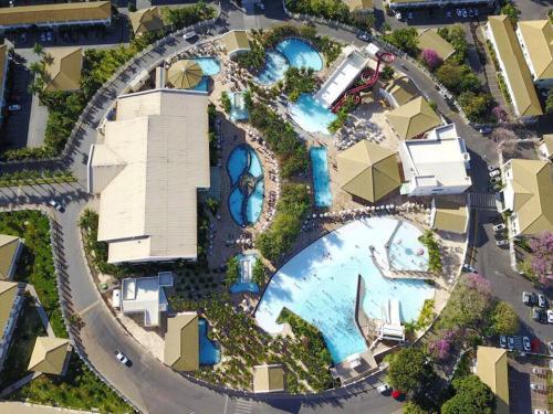 A bird's-eye view of Apartamentos Flat Lacqua - Caldas Tur
