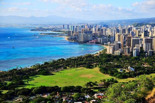 Waikiki Banyan Mountain View Condo Nuc 90 Tvu 1101 Honolulu