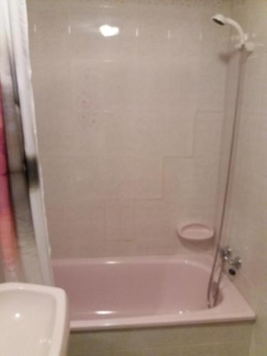 Uma casa de banho em Mimosas