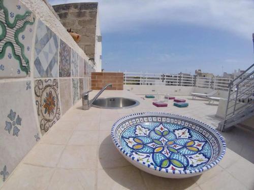 Balcone o terrazza di Casa di Ninni Bilo