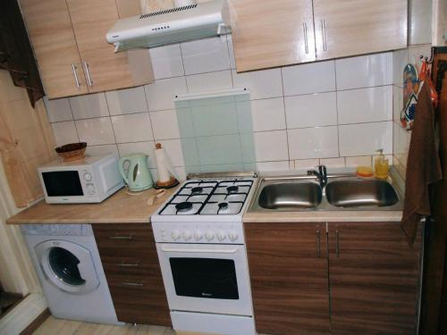 Кухня или мини-кухня в Квартира на 1этаже