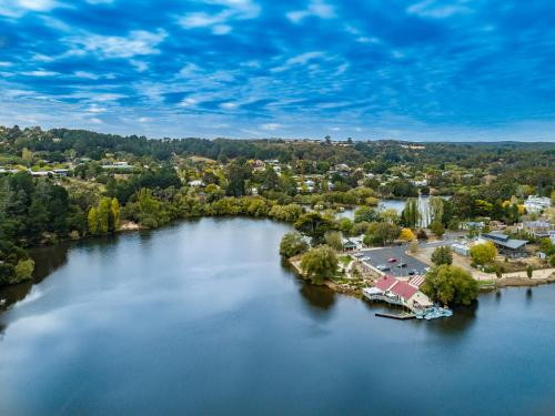 A bird's-eye view of The Sebel Creswick Forest Resort