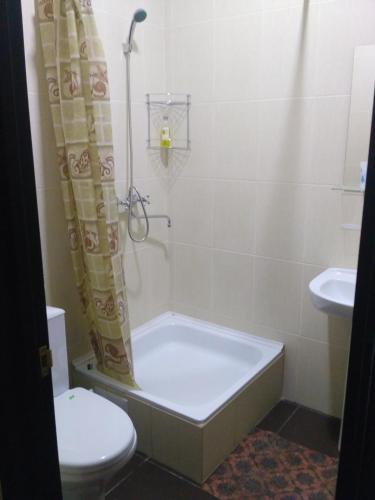 Ванная комната в Guest House on Malaya Sadovaya 11