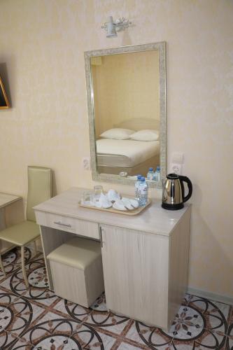 Ванная комната в Hotel Zamok Korolya