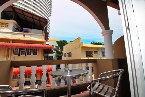 Балкон или терраса в Jomtien Beach Pool House