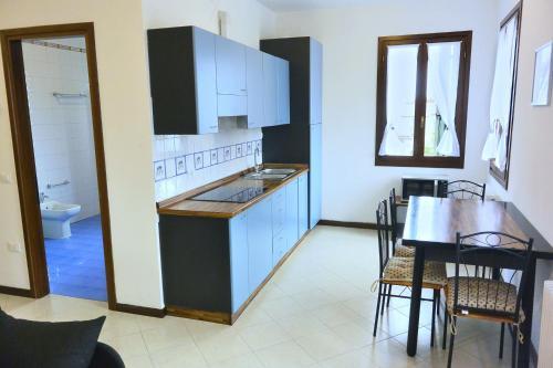Cucina o angolo cottura di Ca' Nova Apartments