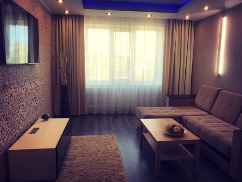 Гостиная зона в VIP-Apartments