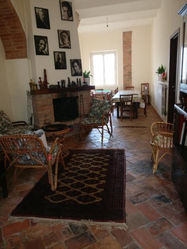 Casa Di Campagna Antica Casa A Nazzano Italia Nazzano