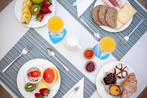 Ontbijt beschikbaar voor gasten van Grupotel Alcudia Suite