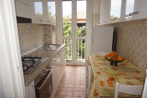 Cucina o angolo cottura di Casa Fertilia