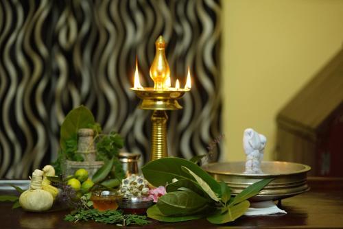 Drinks at Namasthe Ayurveda Clinic and Ayurveda Nursing Home