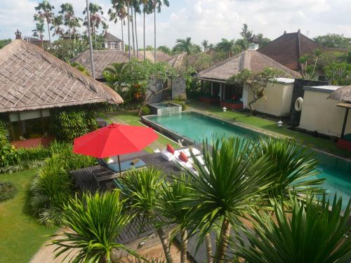 A view of the pool at Imani Villas or nearby
