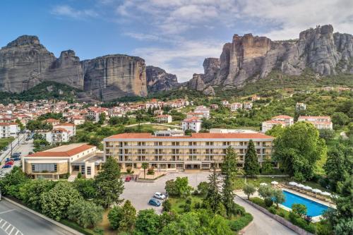 Divani Meteora Hotel Kalabaka Prețuri Actualizate 2020