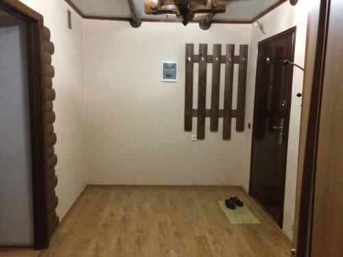 Кровать или кровати в номере Апартаменты на улице Тельмана 150/10