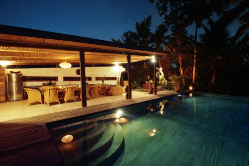 The swimming pool at or near Mana Boutique