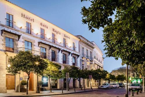 Hotel Eurostars Asta Regia Jerez (España Jerez de la ...