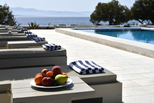 The swimming pool at or near Ambelas Mare Apartments