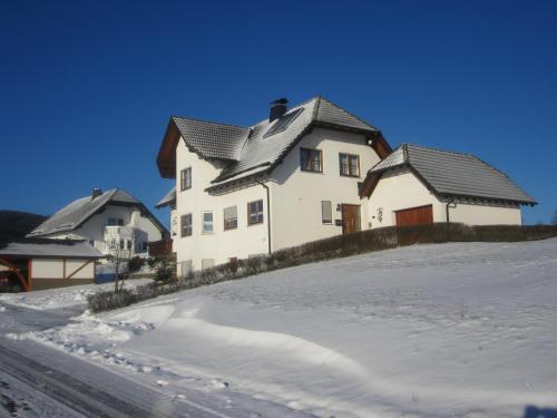 Ferienwohnung Mause im Winter