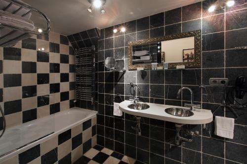 Ein Badezimmer in der Unterkunft Dutch Masters Short Stay Apartments