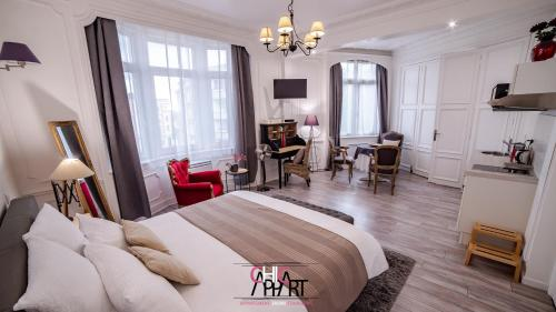 A room at Chic Appart