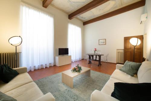 Area soggiorno di Ss. Apostoli 13B - Keys Of Italy