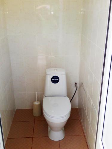 Ванная комната в Guest House Astra