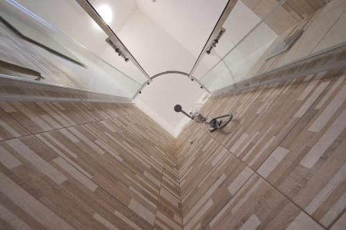 A bathroom at Nicola e Magda