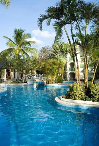 The swimming pool at or near Mango Bay All Inclusive