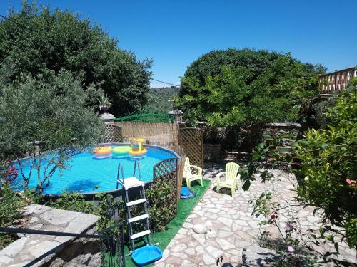 A view of the pool at Falcon Crest 1840 Villa or nearby