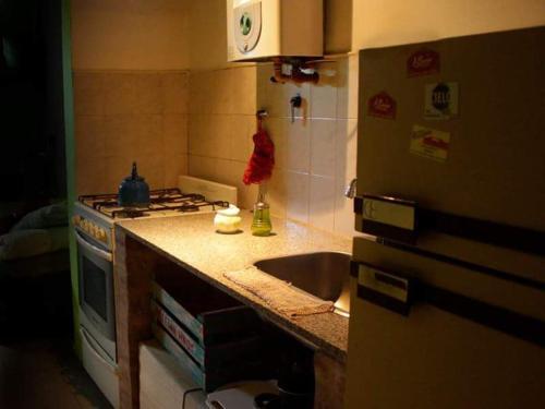 Una cocina o kitchenette en Casa Mandarina
