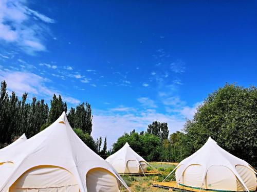 Poltrona Letto Bu Campeggi Prezzo.Xi Xing Bu Luo Campingland Encount Cina Dunhuang Booking Com