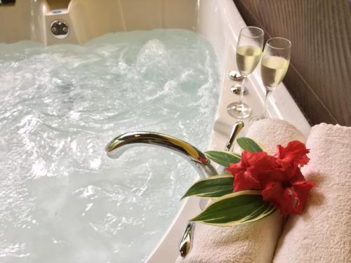 Un baño de Oasi