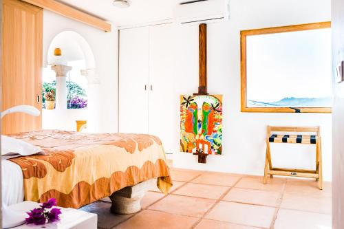 Izba v ubytovaní Villa Rea Hanaa