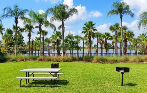 A garden outside Orlando Comfort