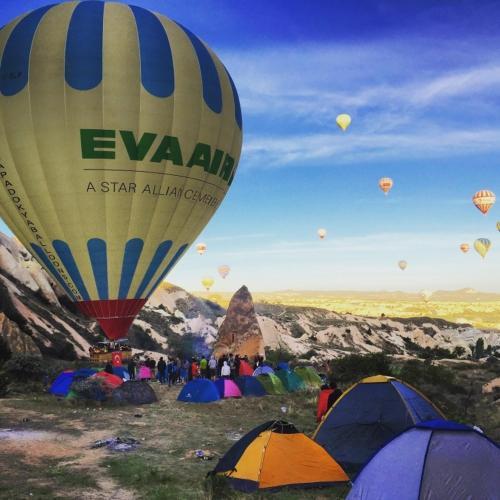 Cappadocia Camping Turcia Uchisar Booking Com