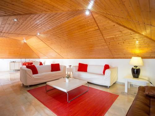 Cama o camas de una habitación en Penthouse The Pier Tenerife