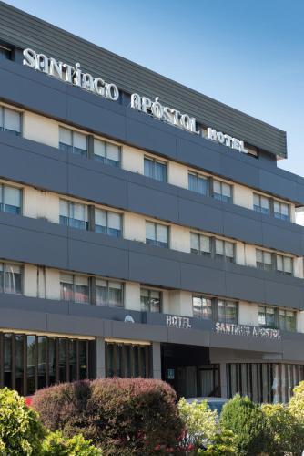 Hotel Santiago Apóstol (España Santiago de Compostela ...