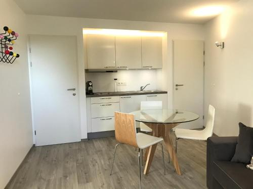 A kitchen or kitchenette at Xperience-Today