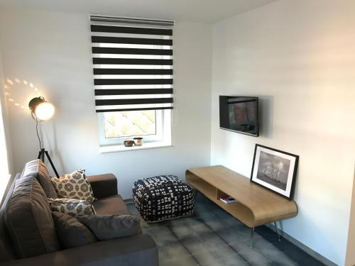 A seating area at Xperience-Today
