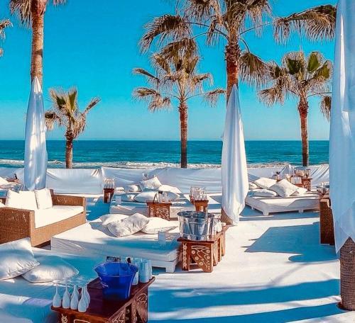 Ресторан / где поесть в BOHO Loft Marbella